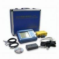Buy cheap Scanning Rebar Locator for Concrete NDT Test, Steel Bar Diameter, Protecting from wholesalers