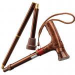 Cheap foldablemultinational alluminiun alloy telecopic  led walking cane for sale