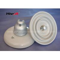 Cheap ANSI 52-3 White Disc Suspension Insulator For Distribution Power Lines for sale