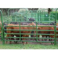 China Flexible Steel Fence Panels Livestock No Sharp Edge For Cattle Sheep Horse on sale
