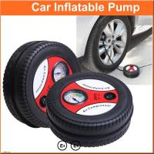 Cheap 12V 260 PSI Motors Automotive  Car Pump Portable Tire Inflator Air Compressor for sale