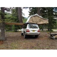 Cheap Movable 4x4 Roof Rack Awning Integrated Structure UV Resistance And Waterproof for sale