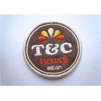 Cheap Customized Embroidered Patches Custom 3D Rubber Patches For Shirt for sale