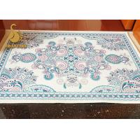 Cheap PVC Dots Backing Cooking Anti Slip Floor Mats Needle Punched Non Woven Printed for sale