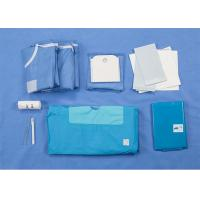 Cheap SMS Disposable Sterile Knee Arthroscopy Pack Standard Customized Size for sale