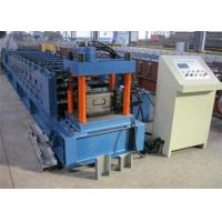 Cheap Galvanized Metal Purlin Roll Forming Machine , Door Frame Roll Forming Machine  for sale
