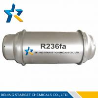 Cheap R236fa 99.5% Fire-extinguisher agent R236fa HFC Refrigerant Replacement Hallon 1211 for sale