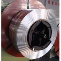 Cheap MPE flat aluminum tube for condenser for sale