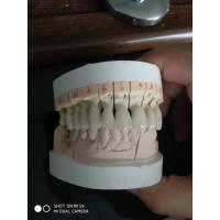Cheap 1M1 Vita Shade Full Zirconia Dental Crown Lab Fabricating Dentures To Worldwide Clinics for sale