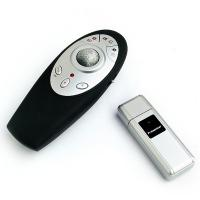 Cheap 4 In 1 Crystal Wireless Mouse Presenter For ppt laser pointer with gif box from grgheadsets.aliexpress.com for sale