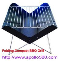 Cheap Folding Compact BBQ Grill for sale