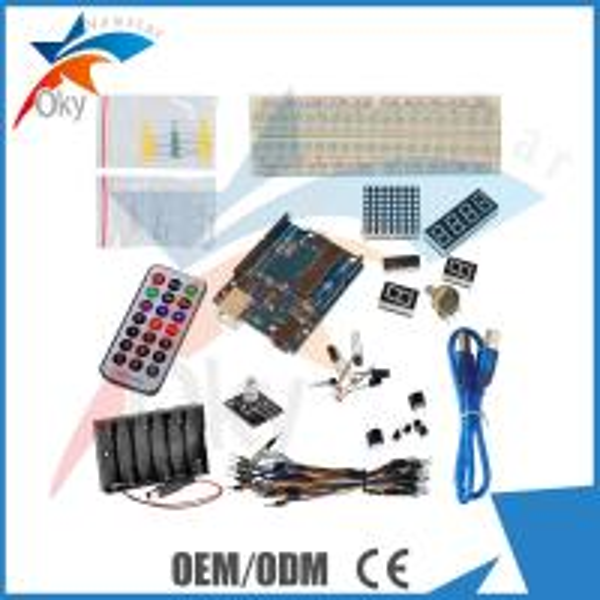 Uno r led light sensor g passive buzzer educational