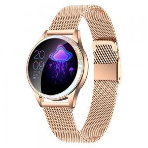 Cheap Zinc Alloy Shell HRS3300 Ladies Bluetooth Smart Watch for sale