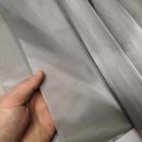 China 304 316 Stainless Steel Ultra Fine Wire Mesh For Food Processing Industry on sale