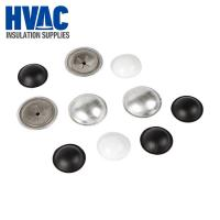 Cheap US standard 14GA stainless steel 304ss 22mmDome Cap, Nail Cap, china insulation weld pin caps for sale
