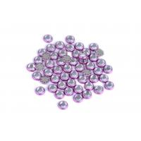 Cheap Shiny Large Loose Rhinestones Flatback Style Good Stickness High Temperature Resistance for sale