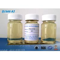 Cheap 50% Content Polyamine Coagulant Water Purifying Chemicals Equivalent to Hyfloc Lt Series for sale