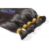 Cheap Unprocessed Grade 7A Wet And Wavy Malaysian Straight Hair Extensions For Girls wholesale