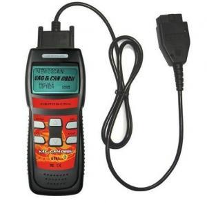 Cheap U585 Super Memo Diagnostic Scanner for VAG, LCD Display CAN OBD2 Diagnostic Tool for sale