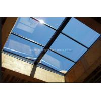 Cheap Low Emissivity Heat Insulated Glass Units For Double Glazing , Argon Filled for sale