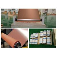 Cheap 50um Thickness Copper Foil Shielding , Excellent Adhesive Electrolytic Copper Foil for sale