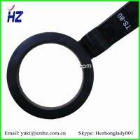China bright black Hand-held metal detector TS-80 round folding Super scanner wholesale on sale