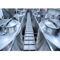 Cheap Flavored Milk Production Line / Dairy Processing Equipment CE Certificate for sale