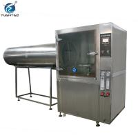 Cheap Stainless Steel Water Spray Resistance Test Chamber Ipx3 Ipx4 Ipx5 50Hz 4KW for sale