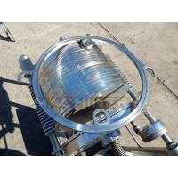 Cheap Stainless Steel Sanitary Beverage Plate and Frame Filter for sale