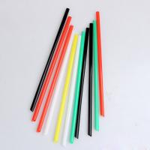 PP Drinking Straws | Plastic Straws | Individually Wrapped Straws diameter 6mm