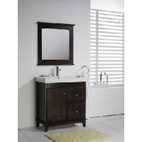 China Modern Mirrored Bathroom Vanity (Xara-Shaker 36′′) on sale
