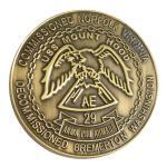 Cheap Free Design Custom Metal Coins Mini Souvenir Items Any Logo Available for sale