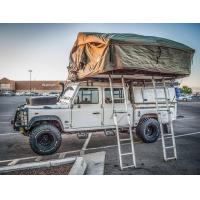 Cheap Green And Beige Off Road Roof Top Tent 310*190*130CM Unfolding Size for sale