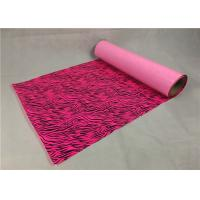 Cheap Sublimation Metallic Heat Transfer Foil Stretchable Good Washing Resistance for sale