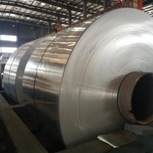 Cheap Jumbo Roll Industrial Aluminum Foil for Evaporator Heater Radiator Condenser for sale