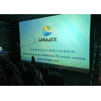 Cheap 380V 9D Movie Theater For Commercial Shopping Mall Or Amusement Attraction for sale