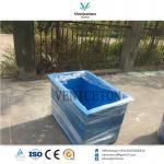 China Hot Sale Fiberglass Water Tank Fish Tank Fish Farming Tank Of Flexiwatertank Com