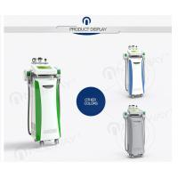 Buy cheap 2017 CE FDA approval fat freezing liposuction cryolipolysis 40k cavitation rf slimming machine from wholesalers