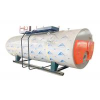 Quality low fuel consumption dual fuel gas/diesel fired steam boiler for paper industry wholesale