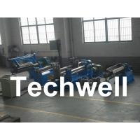 Cheap Carbon steel, GI, Color Steel Simple Slitting Machine Line With Scrap Rewind Device for sale