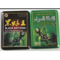 Cheap Black Ant King Male Enhancement Performance Herbal Supplement Virility Pills for sale
