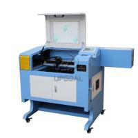 Cheap Small  90W Wood Co2 Laser Cutting Machine with RuiDa Control System 500*400mm for sale