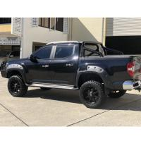 Cheap OEM Wheel Arch Flares For LDV Maxus T60 Ute Pickup Truck Accessories T60 4x4 for sale
