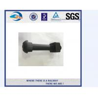 Cheap High Tensile Railway Bolt And Nut Grade 10.9 For Minging Rail for sale