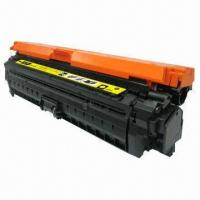 Buy cheap CE272A New Compatible Color Toner Cartridge for HP Color Laser Jet CP5525n from wholesalers