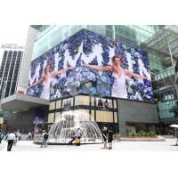 Cheap P6 P8 P10 Electronic Outdoor Led Display Screen Waterproof Commercial Advertising wholesale