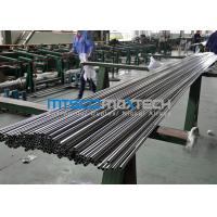 Buy cheap Stainless Steel Instrumentation Tubing / Instrument Tubing EN 10216 ASTM A269 from wholesalers