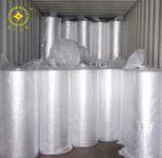 Cheap House aluminum foil bubble thermal wrap insulation/silver foil bubble for sale