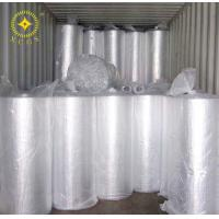 Cheap thermal insulation materials aluminum foil bubble roof heat insulation for building material for sale