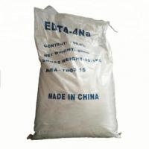 Cheap Sodium EDTA -4Na Supplement , Ethylene Diamine Tetraacetic Acid Tetrasodium Salt for sale